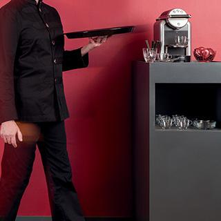 Vermietung von Küchenmaterial
