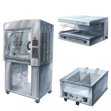 Vermietung von Küchentechnik