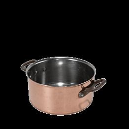 Kupfer-Kochtopf 5 L