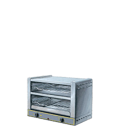 Toaster : 220 V