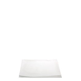Büffetabdeckung Plastik weiss B 130 cm