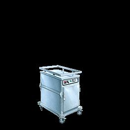 Umluftofen für 6 GN Einschub, 220 V