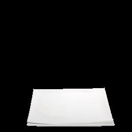 Büffetabdeckung Plastik weiss B 130 cm - M1