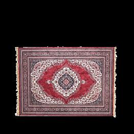 Vintage Teppich rötlich