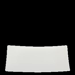 Teller rechteckig Karo 21,5 x 32 cm