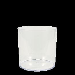 Zylinderförmige Vase H 15 cm Ø 15 cm