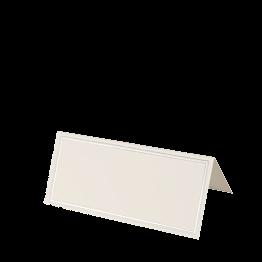 Platzhalter Prestige – silber  (Set à 10 Stück)