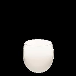 Bubble matt weiss Ø 6.5 cm H 6.5 cm 15 cl