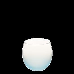 Bubble matt blau Ø 6.5 cm H 6.5 cm 15 cl