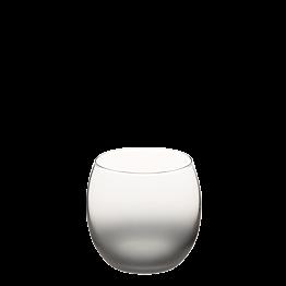 Bubble matt rauchgrau Ø 6.5 cm H 6.5 cm 15 cl