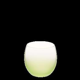Bubble matt apfelgrün Ø 6.5 cm H 6.5 cm 15 cl
