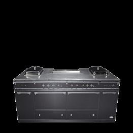 Buffet klappbar Gastro-Look 100 x 200cm H 92cm Grillplatte
