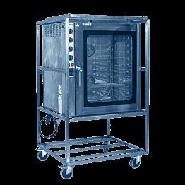 Elektrischer Dampfbackofen 12.6 kW