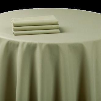 Serviette Chintz mandelgrün 60 x 60 cm