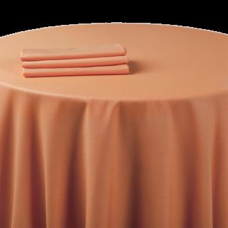 Tischläufer Chintz orange 50 x 270 cm