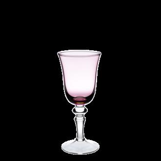 Glas pflaumenfarben 22 cl