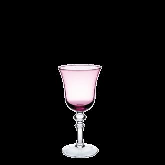 Glas pflaumenfarben 15 cl