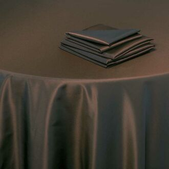 Tischläufer Toscana schokolade 50 x 270 cm