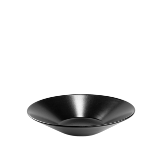 Tiefer Teller Onyx Ø 23 cm Spiegel Ø 10 cm