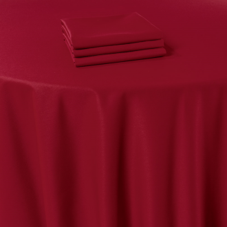 Tischtuch Marjorie rot 290 x 400 cm