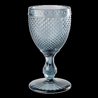 Glas Turmalin blaugrau 30 cl