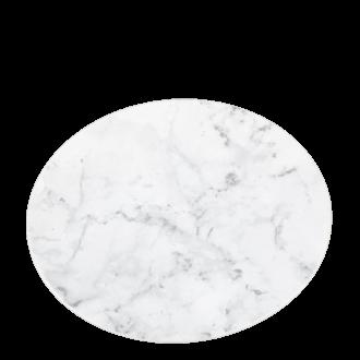 Menüteller Marmor Ø 27cm