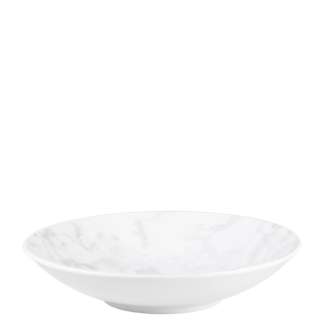 Teller tief Marmor Ø 21,5 cm