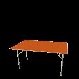 Tisch rechteckig 100 x 150 cm