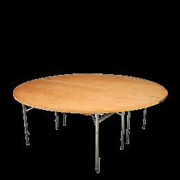 Tisch rund Ø 200 cm