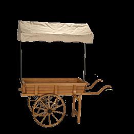 Marktwagen 4-Jahreszeiten