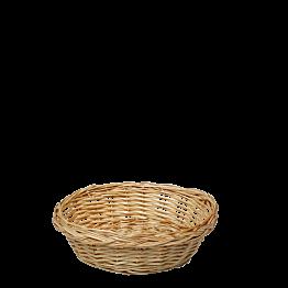 Brotkorb Weide-Look Ø 22 cm
