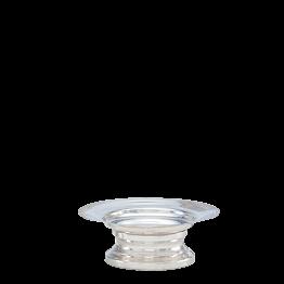 Schale Silber tief Ø 26 cm H 8 cm