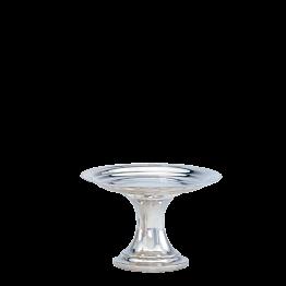 Schale Silber hoch Ø 26 cm H 17 cm