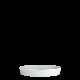 Gratinplatte Porzellan weiss 26 x 36 cm 300 cl H 6 cm