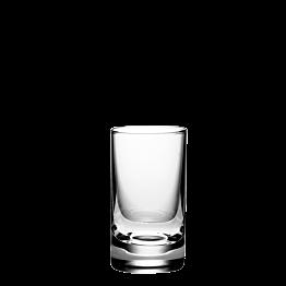 Wodkaglas klein Ø 3.5 H 7 cm 4 cl