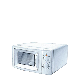 Mikrowellen-Ofen : 220 V