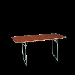 Tisch rechteckig 80 x 220 cm