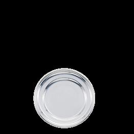 Platte rund Inox Ø 35 cm