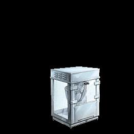 Pop-Corn-Maschine : 220 V + Pop-Corn-Kelle