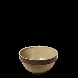 Salatschüssel Steingut Ø 28 cm H 14 cm