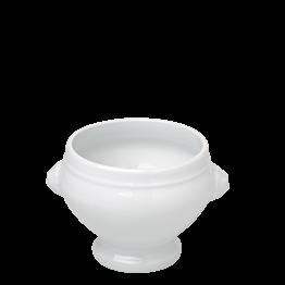 Mini-Bowl Löwenkopf weiss Ø 6 cm H 5,5 cm 8 cl