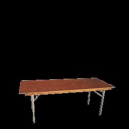 Tisch rechteckig 80 x 150 cm