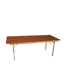 Tisch rechteckig 80 x 200 cm