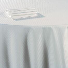 Serviette Baumwolle weiss 60 x 60 cm