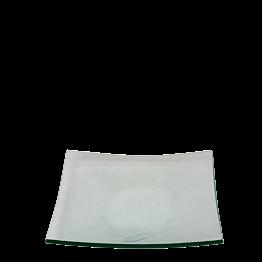 Glasplatte Verona 30 x 30 cm