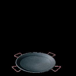 Paella-Pfanne Ø 105 cm H 9 cm Geliefert mit Butangas-Brenner