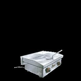 Grillplatte : 1 Anschluss 220 V