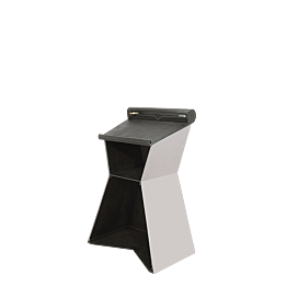 Rednerpult Design 70 x 50 cm H 120 cm