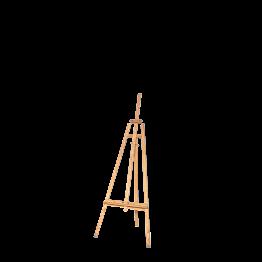 Staffelei H 150 cm B 58 cm