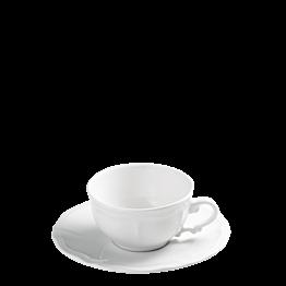 Kaffee-/Teetasse mit Unterteller Rohan 23 cl